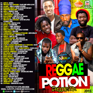 Dj Roy Reggae Potion Reggae Mix  2015 | Music | Reggae