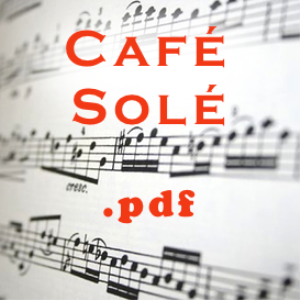 Cafe Sole - rumba (pdf) | Documents and Forms | Other Forms