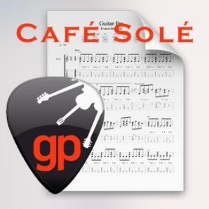 Cafe Sole - rumba (gp5) | Documents and Forms | Other Forms