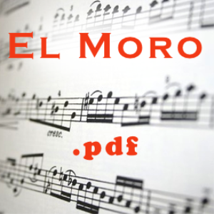 El Moro - tangos (pdf) | Documents and Forms | Other Forms
