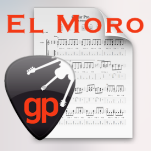 El Moro - tangos (gp5) | Documents and Forms | Other Forms
