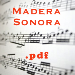 Madera Sonora - solea por bulerias (gp5) | Documents and Forms | Other Forms