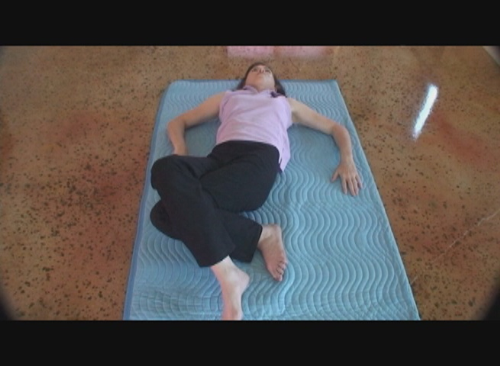 First Additional product image for - Hips, Back & Roller - 3 Feldenkrais Videos