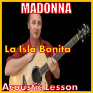 Learn to play La Isla Bonita by Madonna | Movies and Videos | Educational