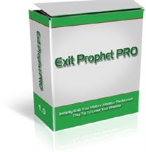 Exit Prophet Pro With Resale Rights | Software | Developer