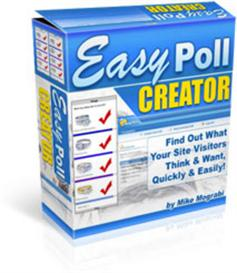 Easy Poll Creator Script - Resale Rights Included. | Software | Developer