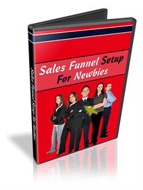 Sales Funnel Setup For Newbies With Resale Rights | Movies and Videos | Educational