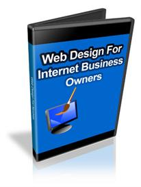 web design for internet business owners (resale rights included)