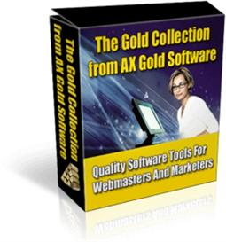 the gold collection  softwares with master resale rights