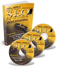 SEO For The Average Webmaster With Resale Rights | eBooks | Internet