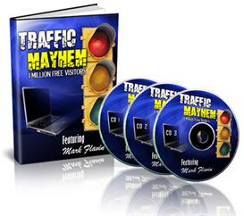 Traffic Mayhem With Resale rights | Audio Books | Business and Money