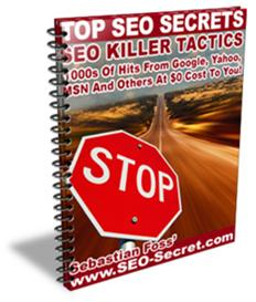 Top SEO Secrets | eBooks | Internet