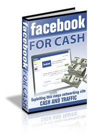 Facebook For Cash With Resale Rights | eBooks | Business and Money