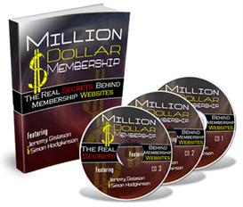 Million Dollar Membership With Master Resale Rights | Audio Books | Business and Money