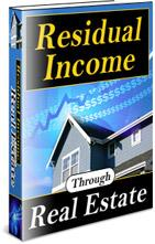residual income through real estate (master resale rights)
