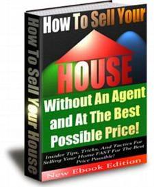 How To Sell Your House - MRR | eBooks | Business and Money