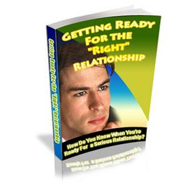 Getting Ready For The Right Relationship With MRR | eBooks | Romance