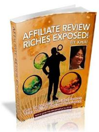 Affiliate Review Riches Exposed With MRR | eBooks | Business and Money