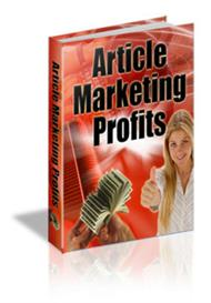 Article Marketing Profits Report (MRR) | eBooks | Internet