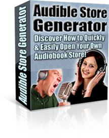 Audible Store Generator (Plr Included) | Software | Utilities