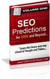 SEO Predictions Search Engine Optimization Secrets (MRR) | eBooks | Internet