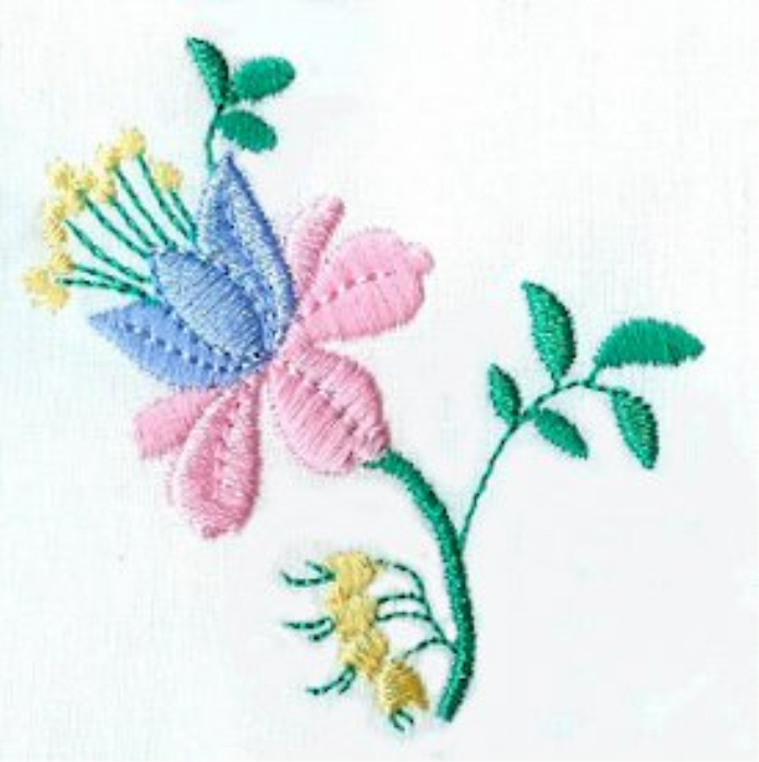 Second Additional product image for - Floral Embellishments II Collection DST