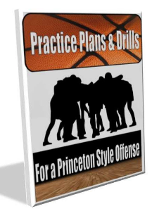Princeton Style Offense Practice Plans Playbook | eBooks | Sports