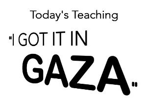 I Got It In Gaza | Audio Books | Religion and Spirituality