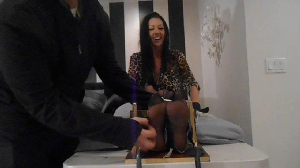 milf tiana totally tickled