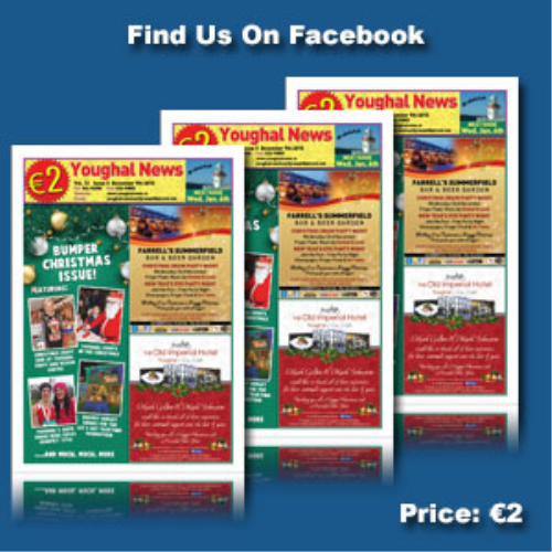 Third Additional product image for - Youghal News November 25th 2015