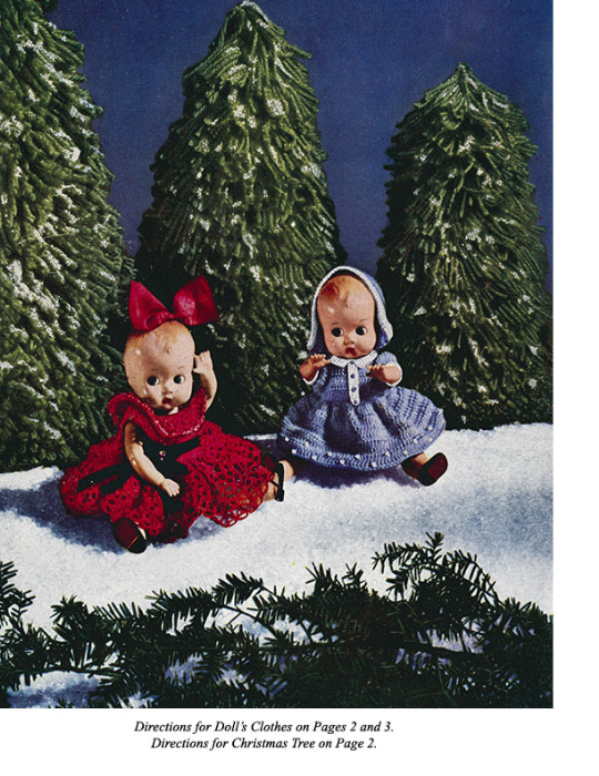 First Additional product image for - Crochet for Christmas | Star Book 83 | American Thread Company DIGITALLY RESTORED PDF