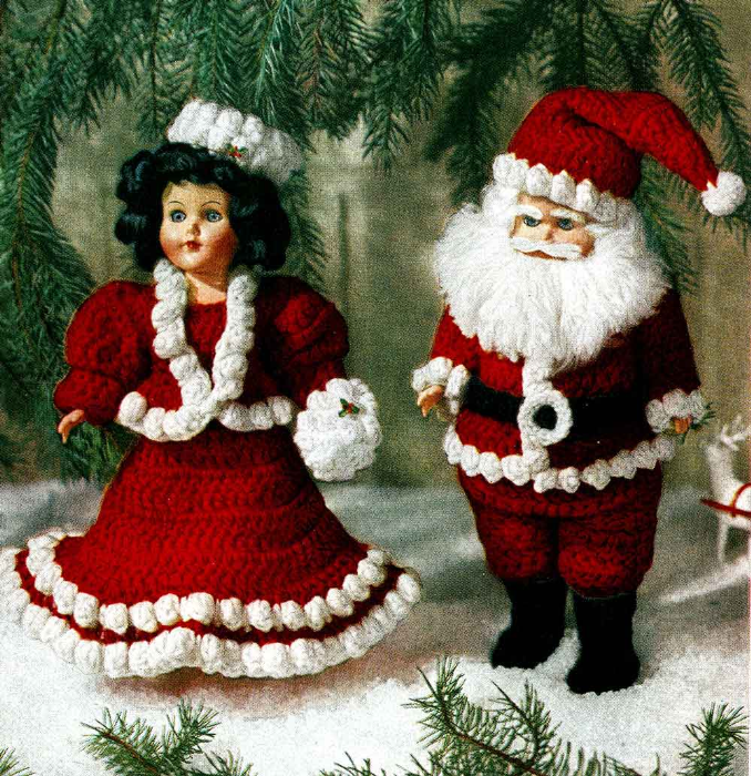 First Additional product image for - Crochet for Christmas | Star Book 94 | American Thread Company DIGITALLY RESTORED PDF
