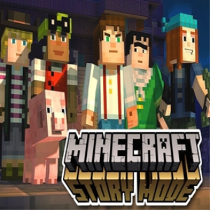 minecraft story mode for pc [digital download]
