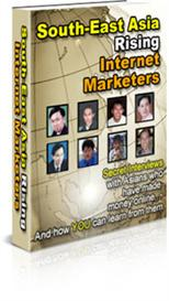 South East Asia Rising Internet Marketers | eBooks | Internet