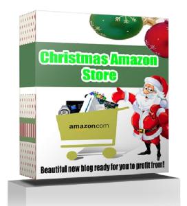 christmas amazon store