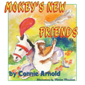Mokey's New Friends | eBooks | Children's eBooks