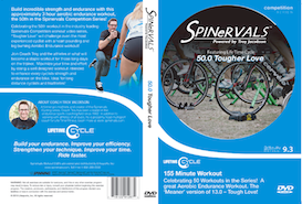 First Additional product image for - Spinervals Competition 50.0 - Tougher Love - Member