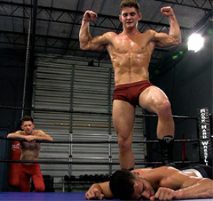 2502-Rex Bedford vs Jax Brewer | Movies and Videos | Action
