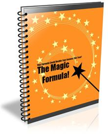 the magic formula with master resale rights