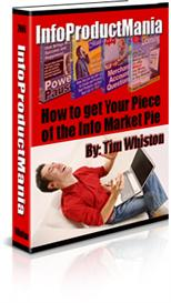 Info Product Mania With Master Resale Rights | eBooks | Internet