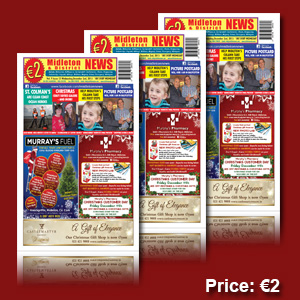 Midleton News December 2 2015 | eBooks | Magazines