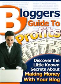 Bloggers Guide To Profits With Master Resale Rights | eBooks | Business and Money