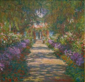 A Walk in Monet's Garden - sheet music | Other Files | Everything Else