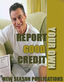 report your own good credit