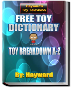 Hayward's Toy Television Toy Dictionary | eBooks | Children's eBooks