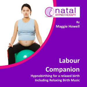 Hypnobirthing - Your labour companion | Audio Books | Family and Parenting