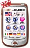 digi-guide paris english - paris gps travel guide
