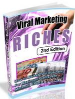Viral Marketing Riches With Master Resale Rights | eBooks | Business and Money