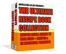 Ultimate Recipe Collection | eBooks | Food and Cooking