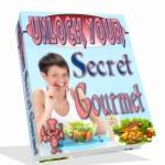 Unlock Your Secret Gourmet Cooking book With (MRR) | eBooks | Food and Cooking